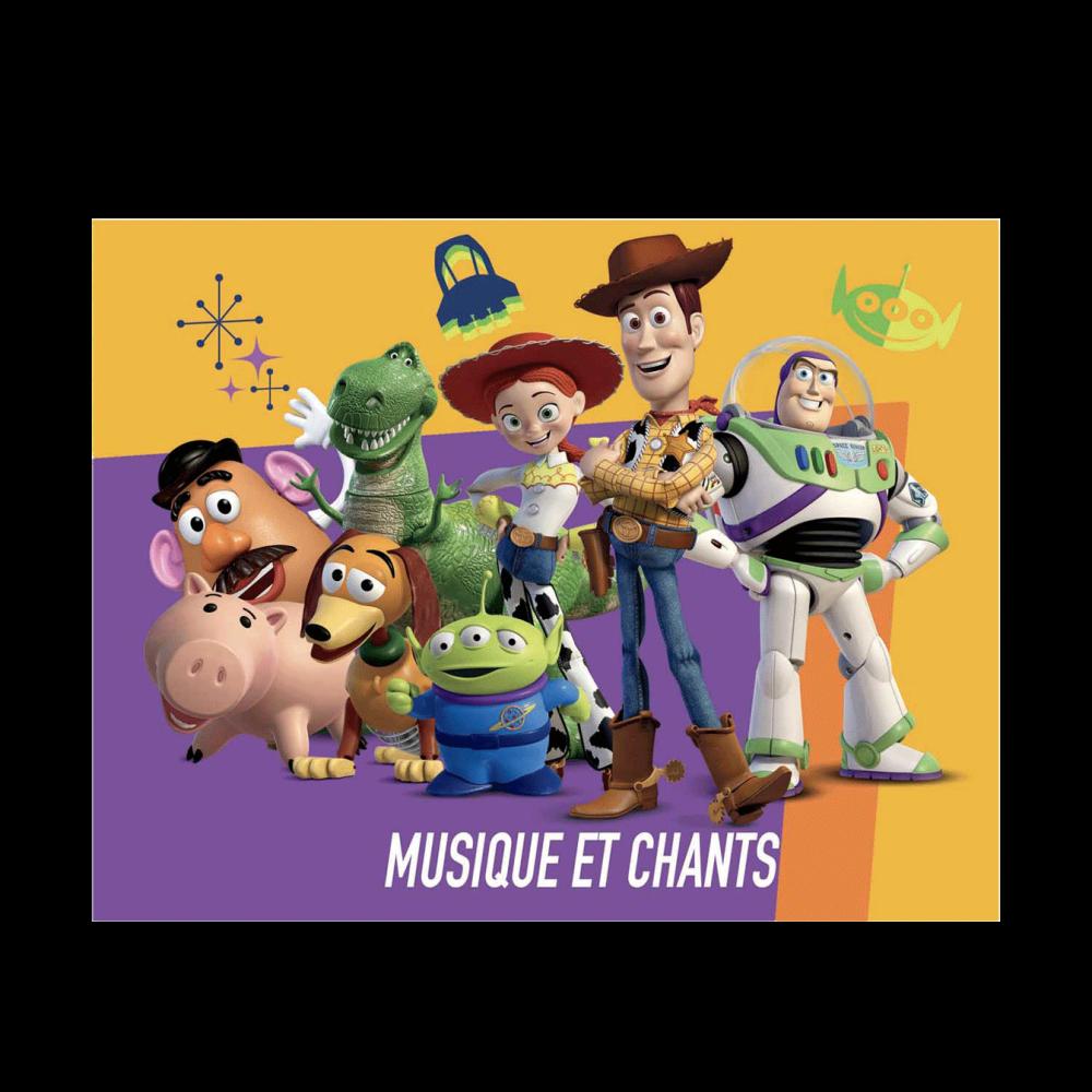 Cahiers Musique et Chants Disney